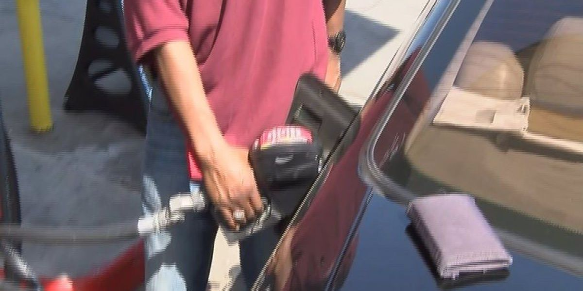 Despite high gas prices, people hit the road for Memorial Day weekend
