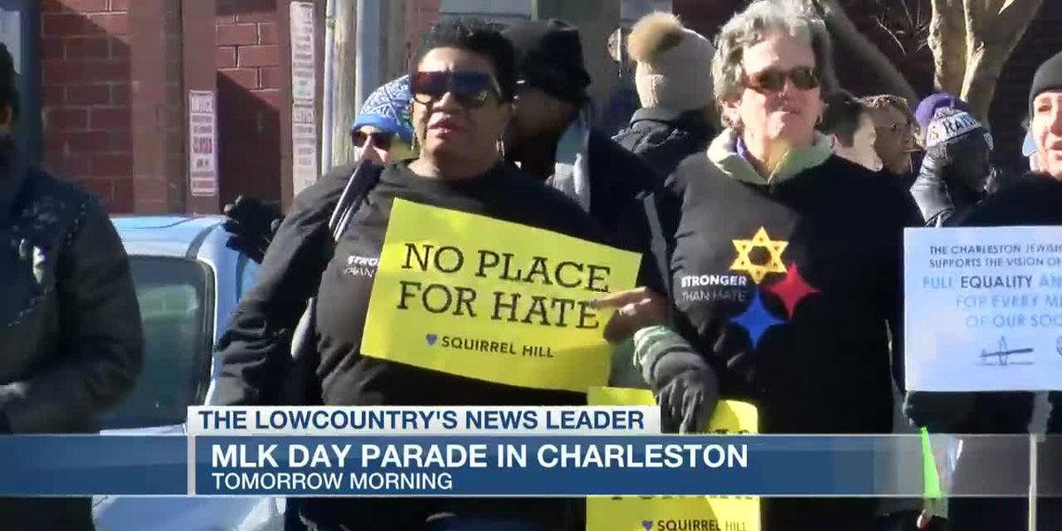 VIDEO: Lowcountry to honor Dr. Martin Luther King Monday