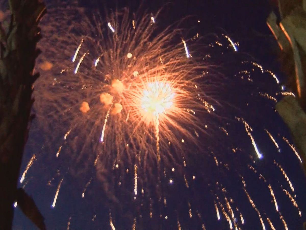 Isle of Palms, North Charleston cancel Fourth of July fireworks displays