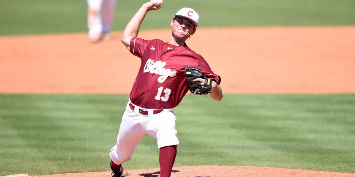 CofC's McLarty Selected By Orioles in Eighth Round of MLB Draft