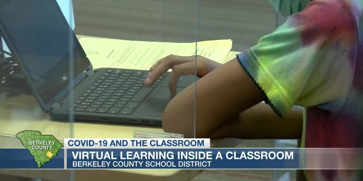 VIDEO: Returning Berkeley Co. students may face virtual learning at school