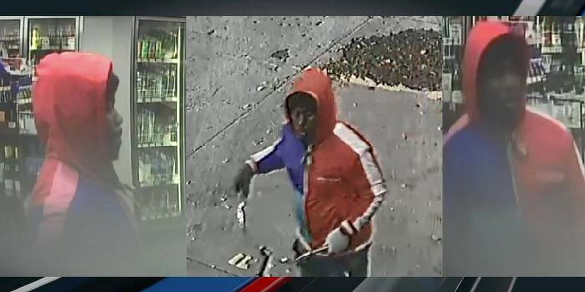 Police seek help finding man wanted in Christmas Day armed robbery
