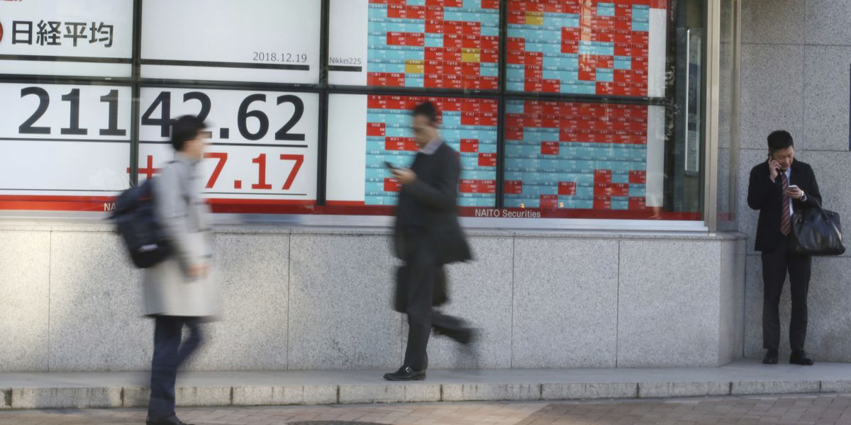 World markets rise ahead of Fed's rate decision