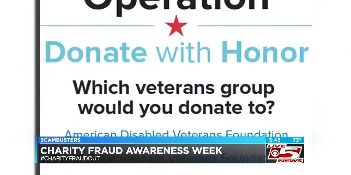 VIDEO: Live 5 Scambusters: FTC sends out scam alerts for Charity Fraud Awareness Week