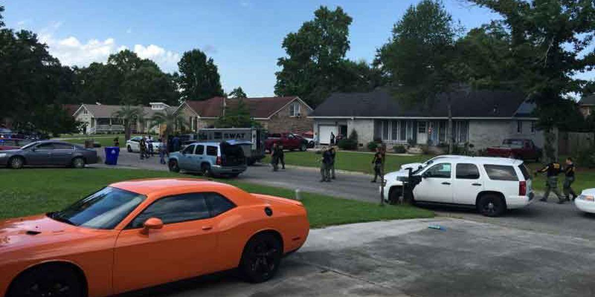 Moncks Corner attempted murder suspect in custody following standoff