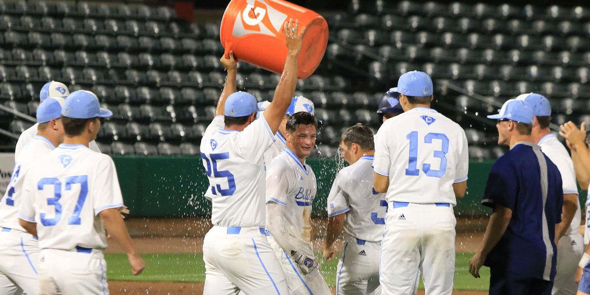The Citadel gets walk-off win over Jacksonville