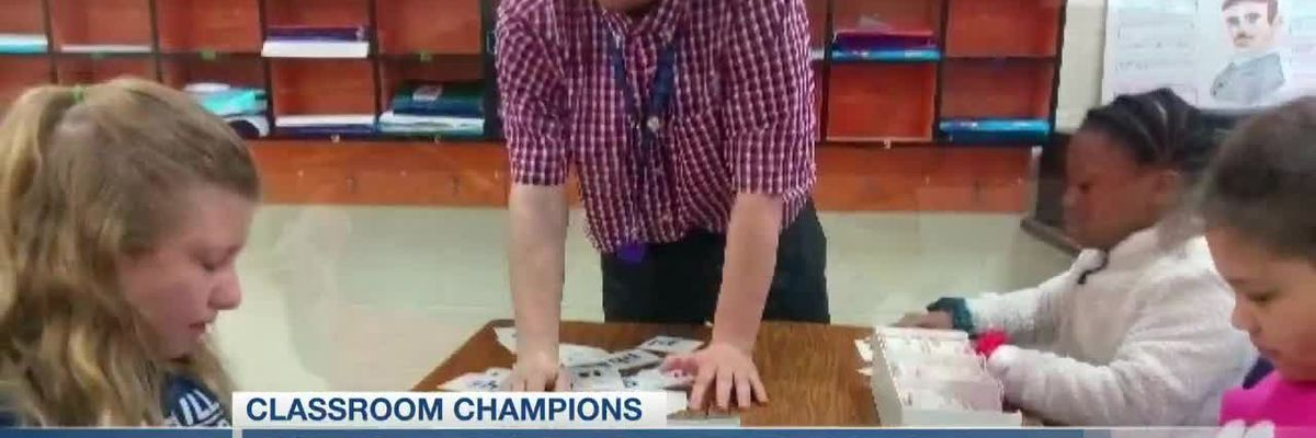 VIDEO: Classroom Champions: Elementary teacher wants cool novels for Forest Hills students