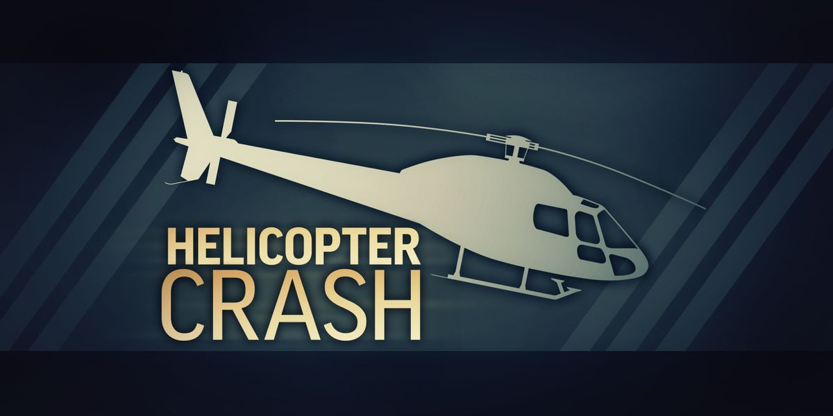 Officials: 1 dead, 2 hurt in North Carolina helicopter crash