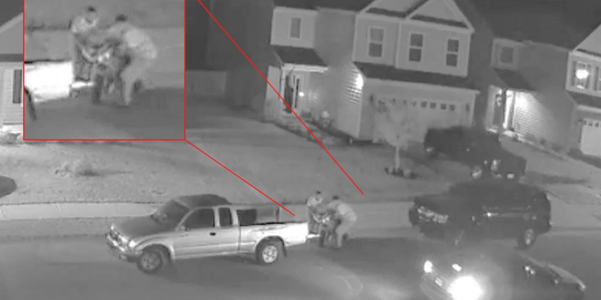 Deputies ask for help identifying suspects in Ladson motorcycle theft