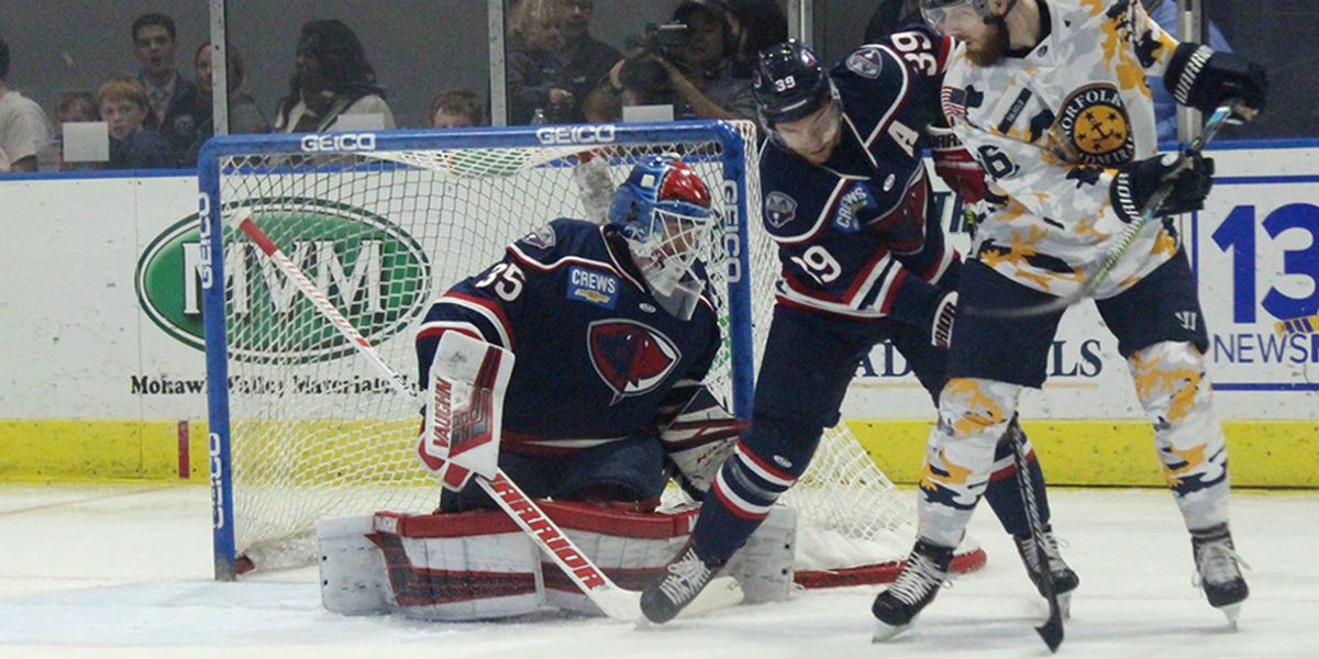 Milner Silences Norfolk For 7th Shutout