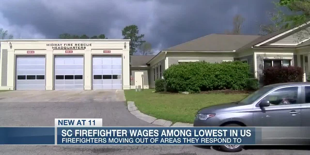 VIDEO: Rising costs drive S.C. firefighters out of communities