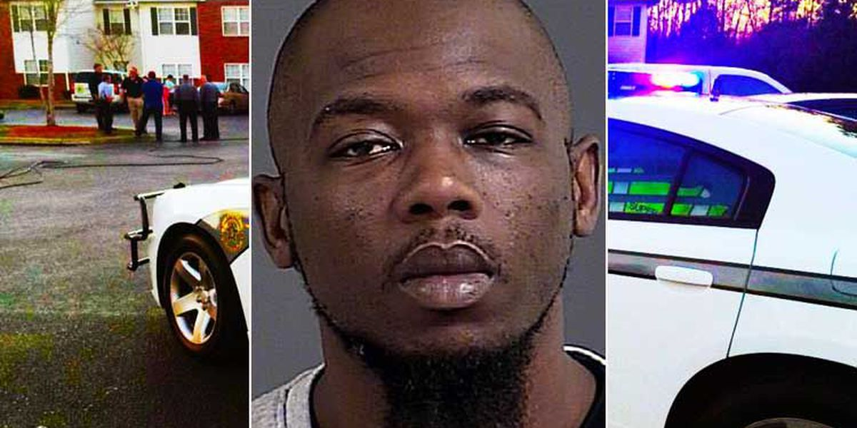 Suspect arrested in fatal Summerville apartment shooting