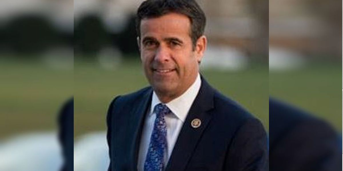 Trump picks Ratcliffe to be top intelligence official again