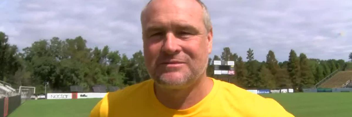 RAW: Battery's Mike Anhaeuser previews 1st round of playoffs