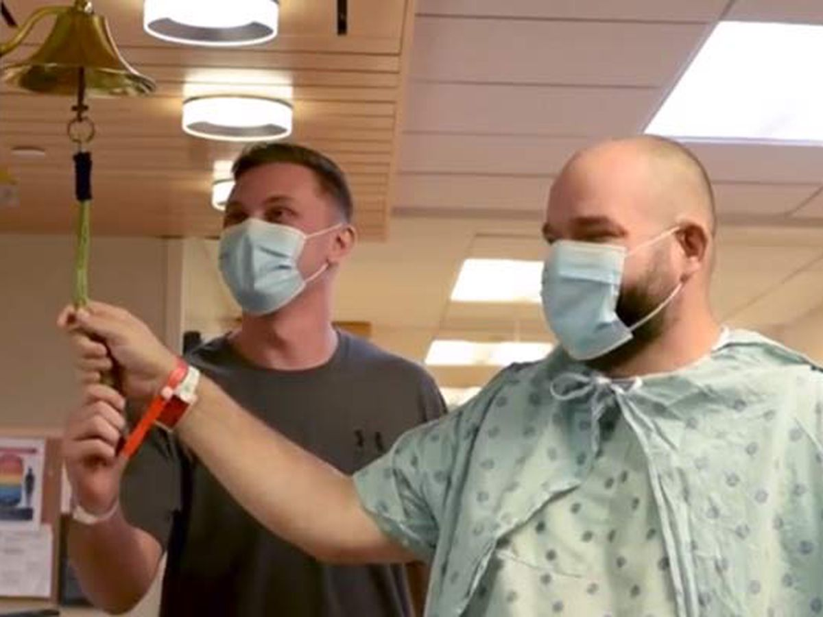 S.C. dad gets second chance at life thanks to police officer's kidney donation