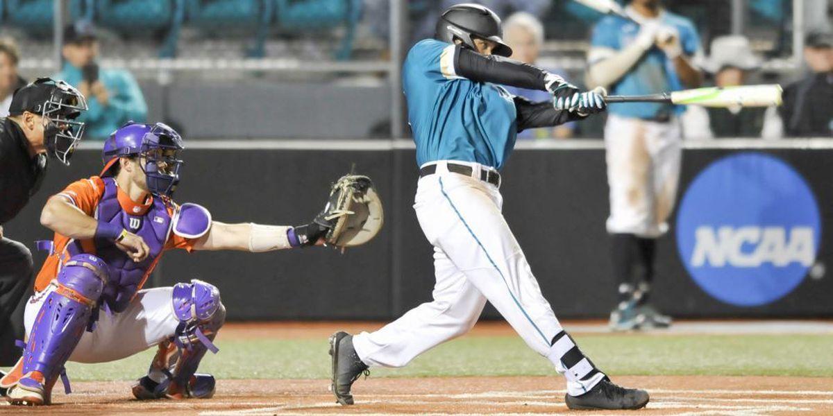 Coastal Carolina's Lee Sponseller Named Sun Belt Player of the Week