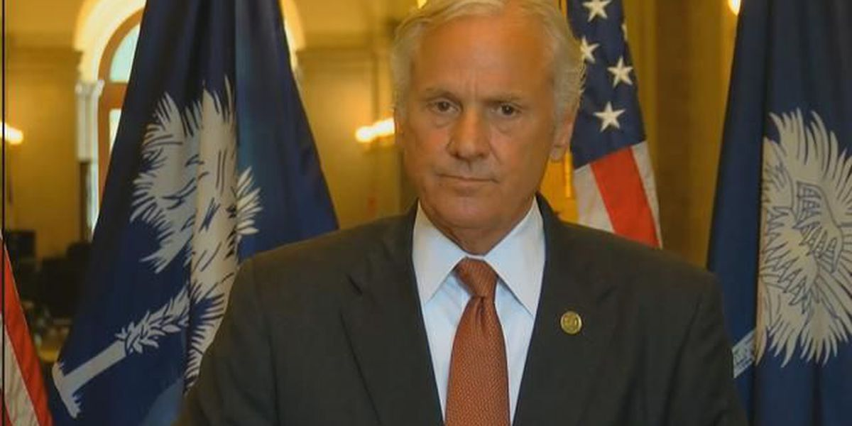 Gov. McMaster: SC remains under a state of emergency from Florence, urges residents to prepare for Hurricane Michael