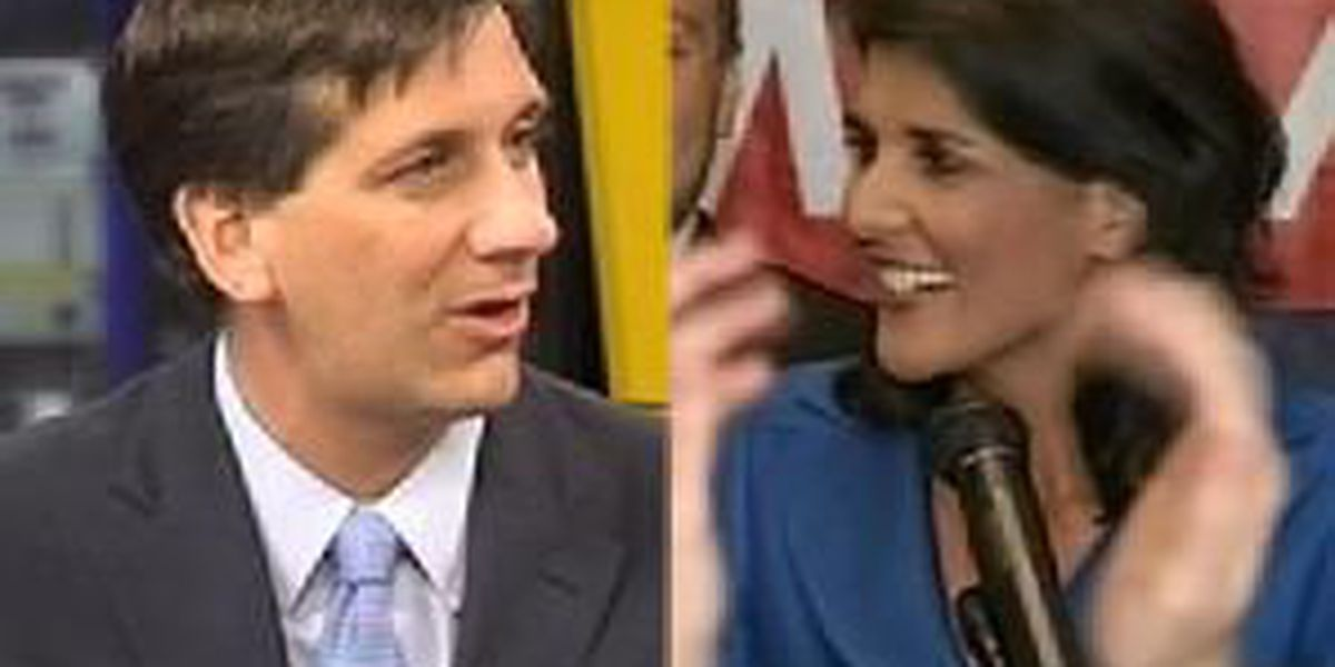 "Haley earns SC Chamber of Commerce endorsement, Sheheen ""not surprised"""