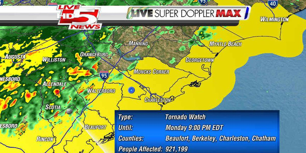 Severe weather threat ends for the Lowcountry