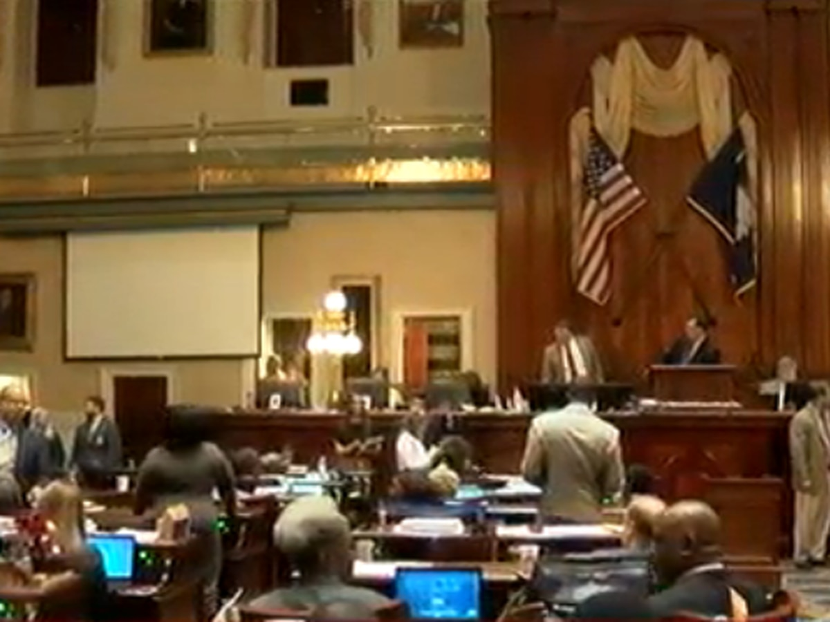 Budget passes second reading in SC Statehouse after hours of debate