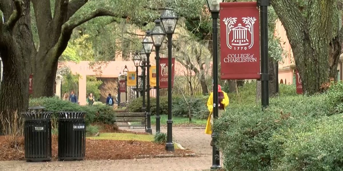 College of Charleston renames scholar awards citing efforts to address diversity, inclusion