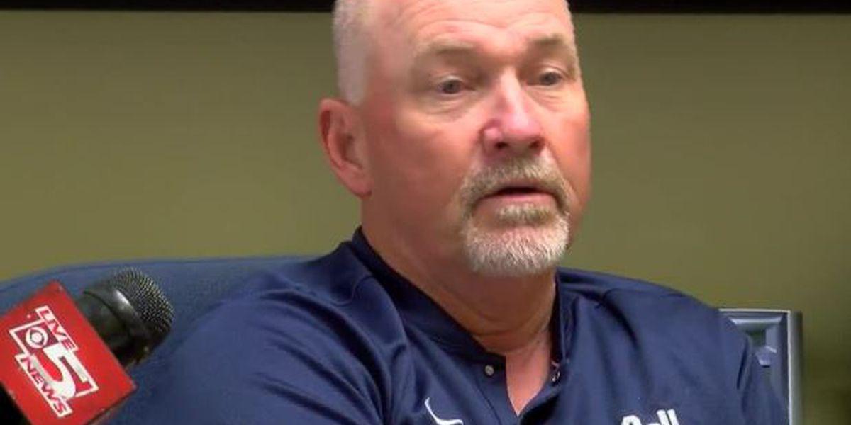 RAW: CSU's Mark Tucker previews Kennesaw State