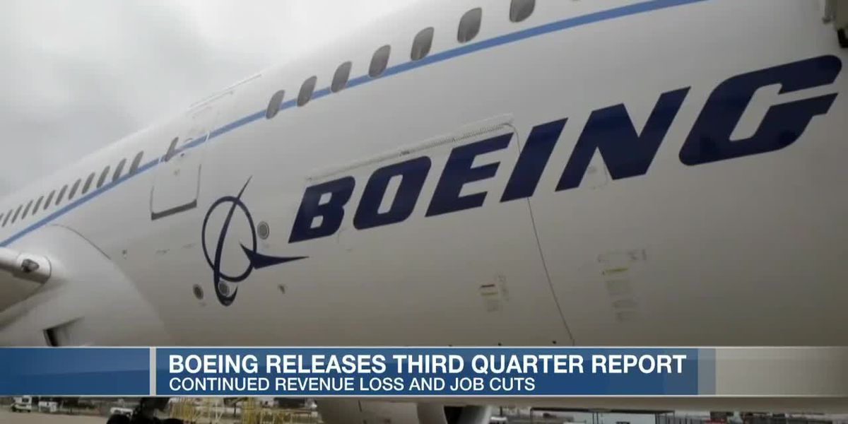 VIDEO: Boeing expects to reduce workforce by 30K after third-quarter profits report
