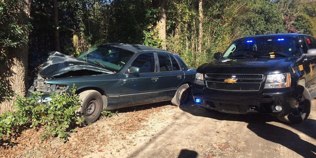Escape attempt thwarted by Colleton County Sheriff Andy Strickland