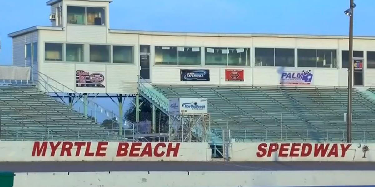 Myrtle Beach Speedway announces schedule changes for final race