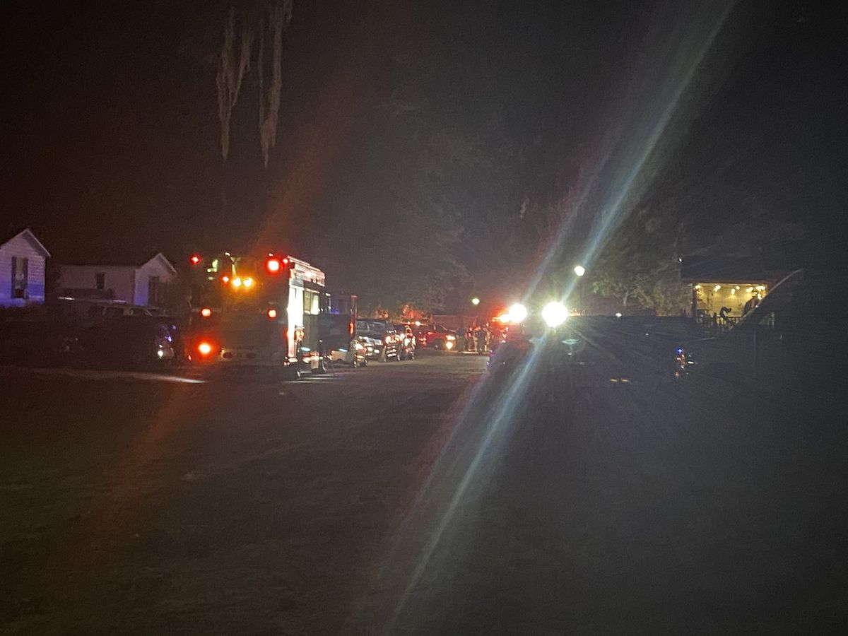 Coroner: Man dies from smoke inhalation from North Charleston house fire