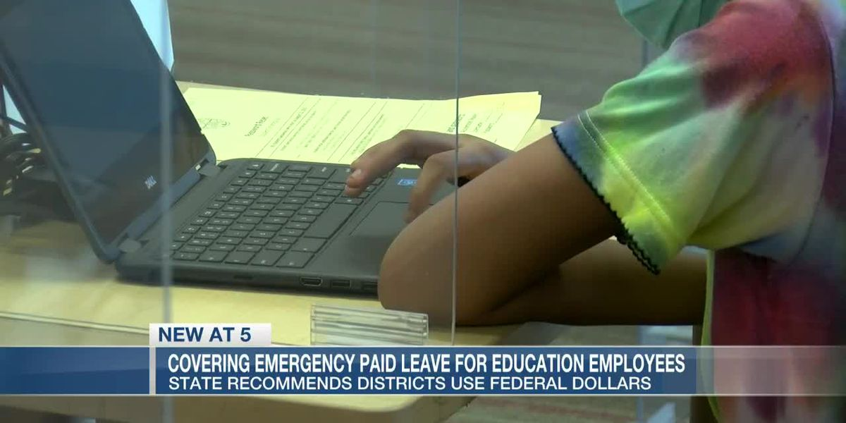 VIDEO: SC Superintendent recommends districts use federal funds to cover emergency paid leave