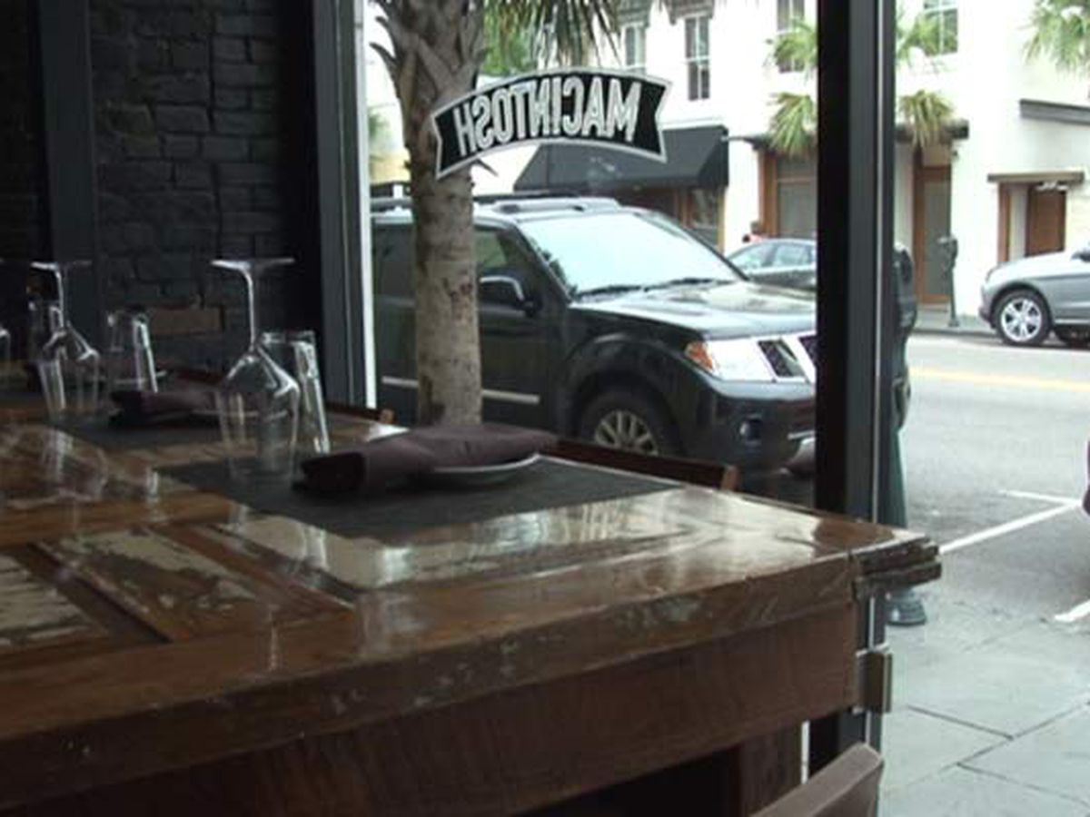 Charleston's The Macintosh set to close next month