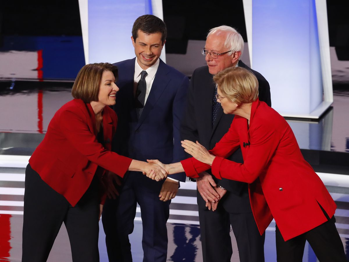 Want a guaranteed seat at the Democratic debate in Charleston? It'll cost a lot of cash.