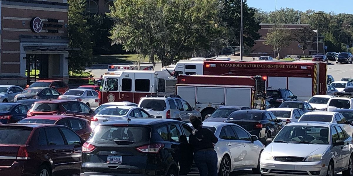 No hazards detected by Savannah Fire at facility in Savannah Mall after multiple seizures reported