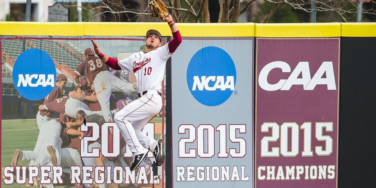 Late Charge Lifts Terps Over Cougars In Extra Inning Affair