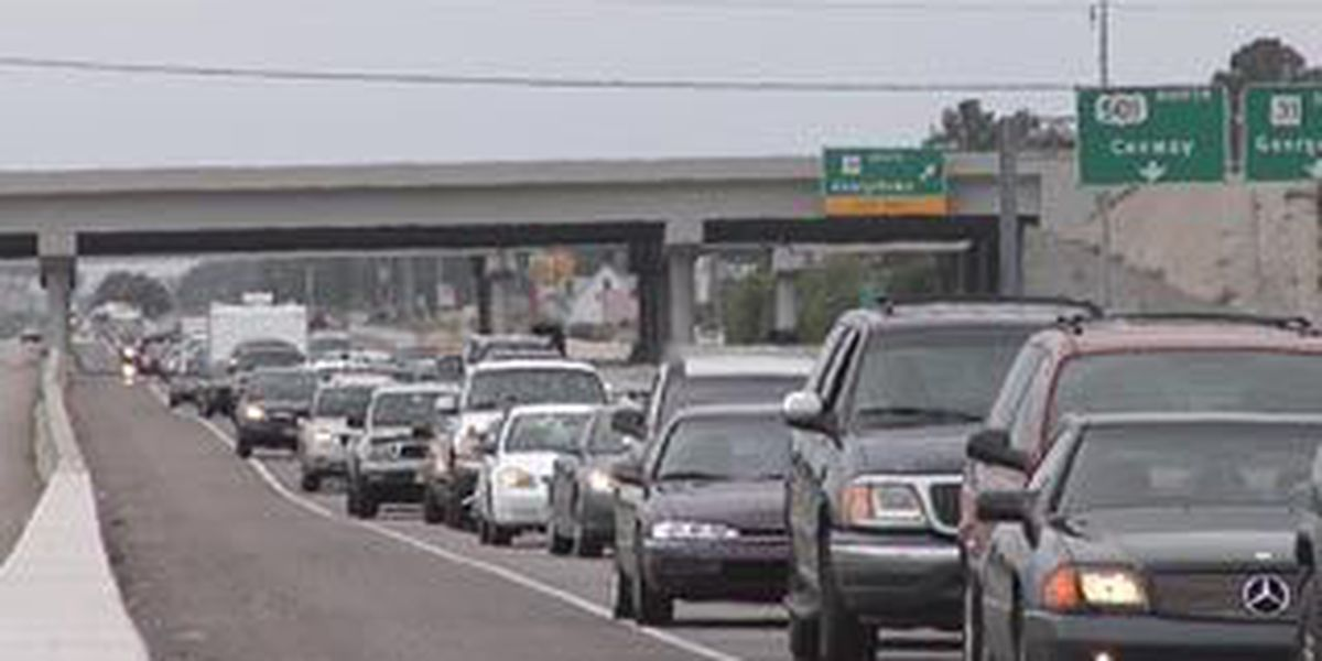 Lower gas prices means record holiday travel in SC