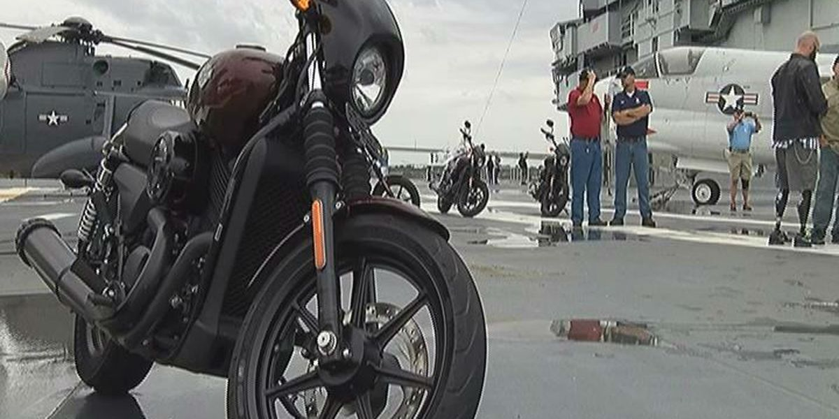 Motorcycle riding program introduced for military members