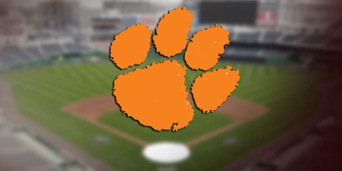 Clemson's Weatherly & Strider Selected in MLB Draft