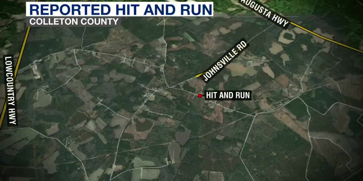 VIDEO: Troopers investigating hit and run in Colleton County