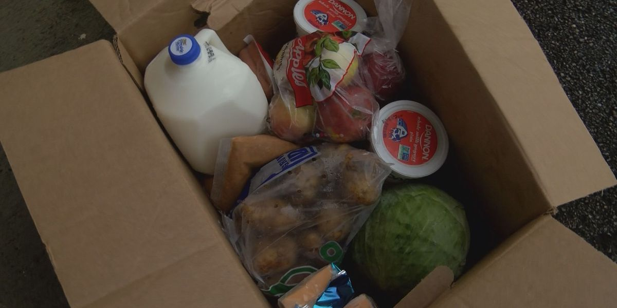 James Island, Folly Beach food pantry reopens