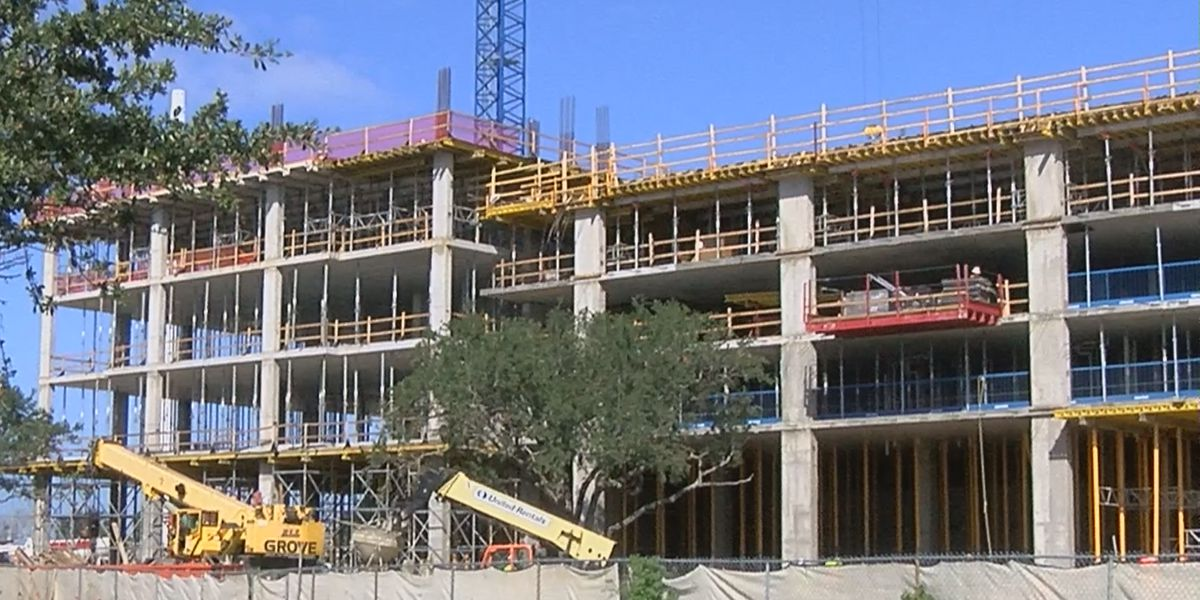 Neighbors upset with how early construction crews are starting work at old Sgt. Jasper site
