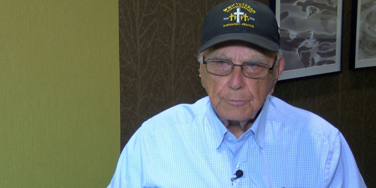 South Carolina D-Day veteran can trace bloodline to first shots of Revolutionary War