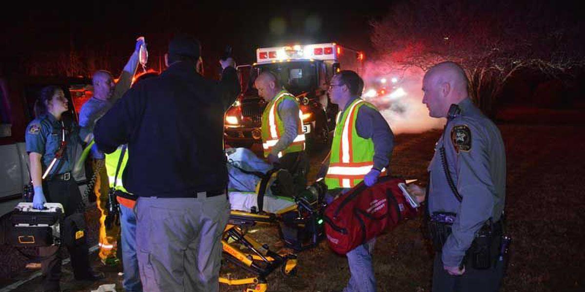 Man hospitalized after suffering shotgun blast at Dorchester Co. boat landing
