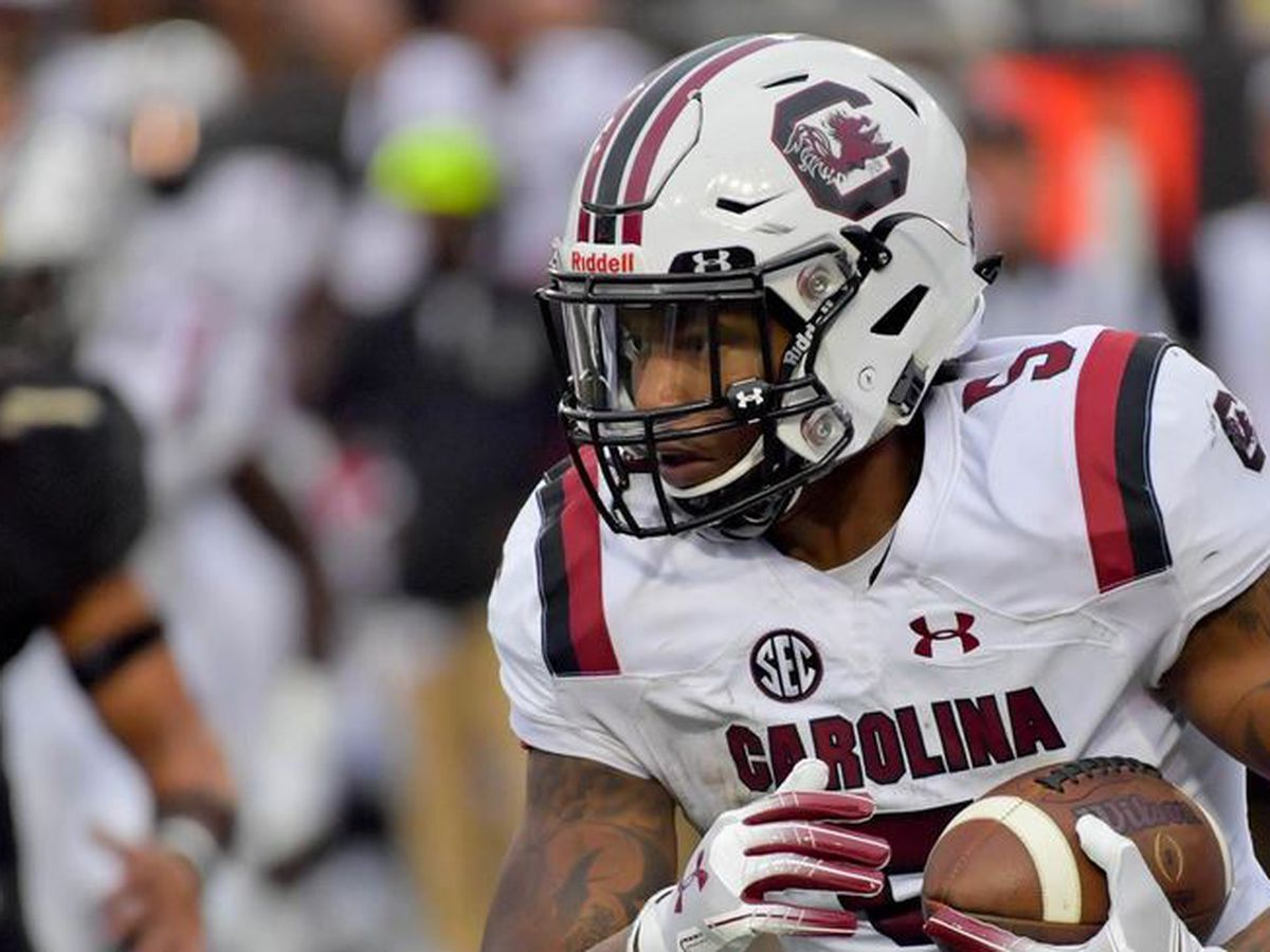 South Carolina earns 1st SEC win by downing Vanderbilt
