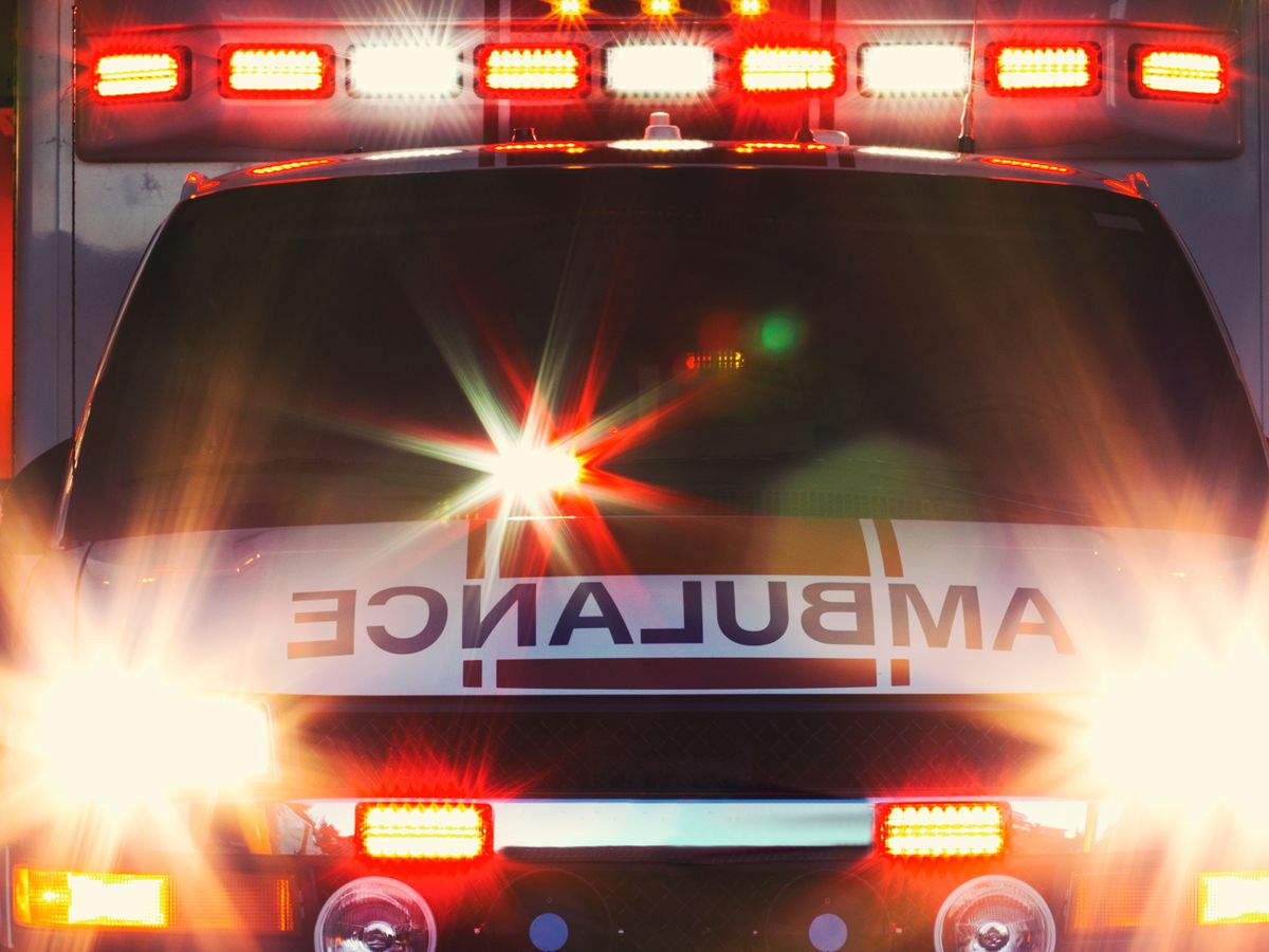 One person dead after crash in Berkeley County