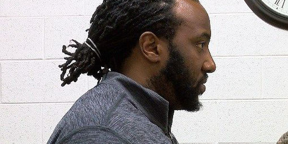 Bond denied for man arrested in murder of woman whose remains were found at school