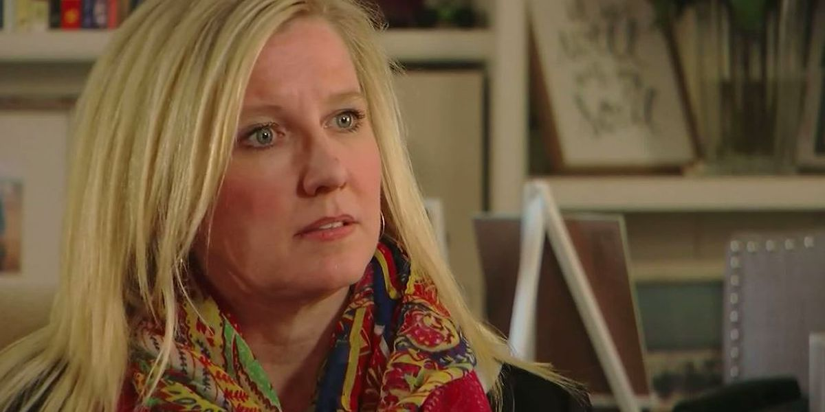 'My whole entire life unraveled': Woman learns man who raised her isn't biological father from at-home DNA test