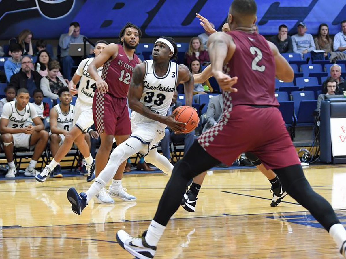 Charleston Southern thwarts NCCU's late rally for 58-53 win