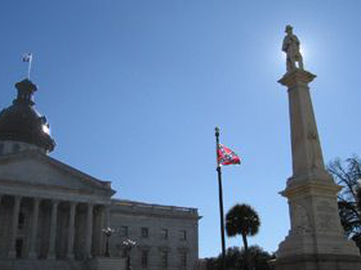 South Carolina to observe Confederate Memorial Day