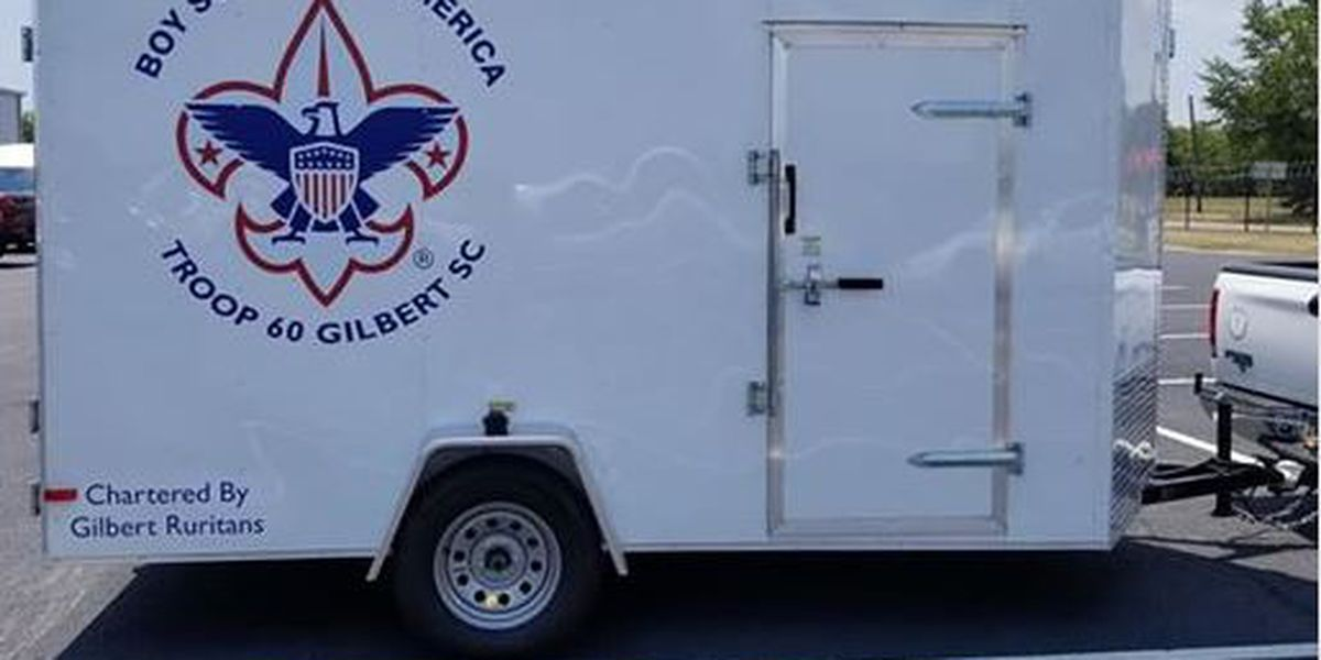 Deputies ask for community's help locating missing Boy Scouts trailer
